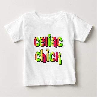 Celiac Chick Baby T-Shirt