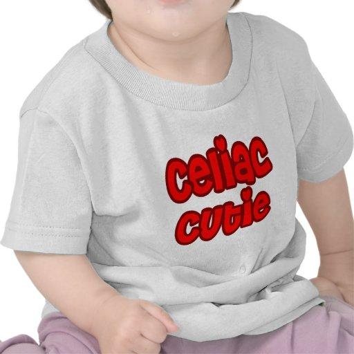 Celiac Cutie Tee Shirts