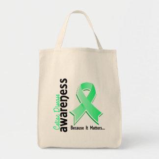 Celiac Disease Awareness 5 Canvas Bag