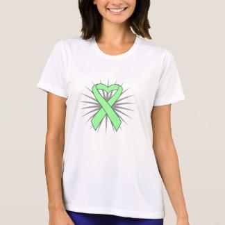 Celiac Disease Awareness Heart Ribbon Tshirts