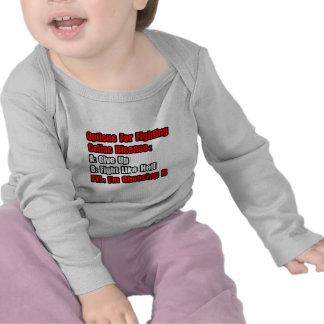 Celiac Disease Fighting Options Tee Shirt