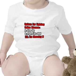 Celiac Disease Fighting Options T-shirts