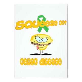 Celiac Disease Invitation