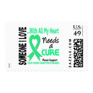 Celiac Disease Needs A Cure 3 Stamp