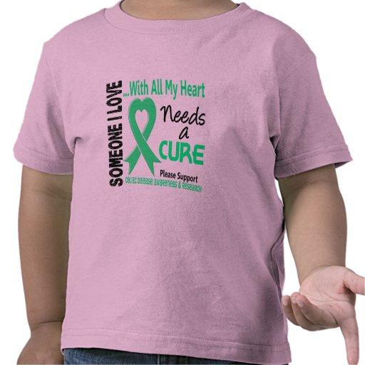 Celiac Disease Needs A Cure 3 T-shirts
