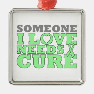 Celiac Disease Someone I Love Needs A Cure Christmas Ornaments