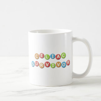 Celiac Survivor Coffee Mug