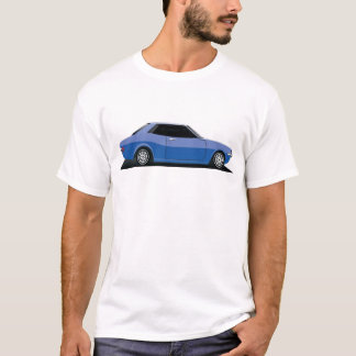 Celica  Ta23 Blue T-Shirt