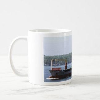Celine Cargo Ship Coffee Mug