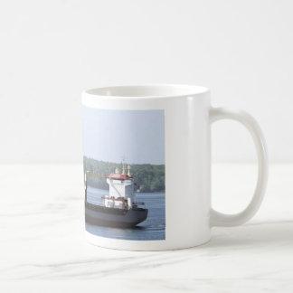 Celine Cargo Ship Mugs