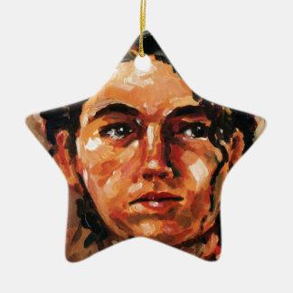 Celine of Louis RUNEMBERG Adagp Ceramic Ornament