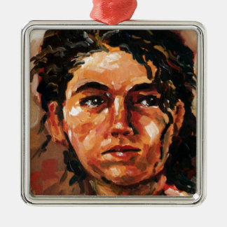 Celine of Louis RUNEMBERG Adagp Metal Ornament