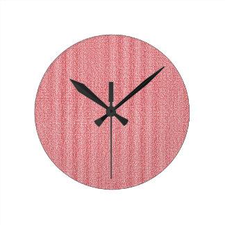 cell15.JPG Round Clock