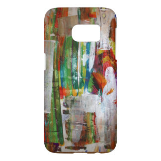 Cell Art - by TRICKSTER REX Samsung Galaxy S7 Case