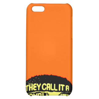 Cell case with cheese iPhone 5C cover
