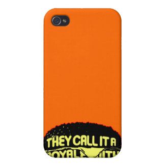 Cell case with cheese iPhone 4 case