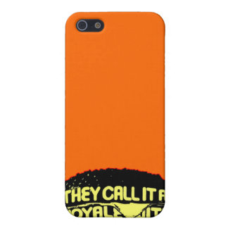 Cell case with cheese iPhone 5 covers