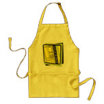 Cell Fish Aprons