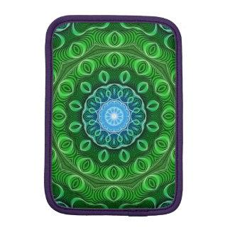 Cell Growth Mandala iPad Mini Sleeve