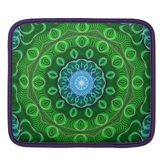 Cell Growth Mandala iPad Sleeve