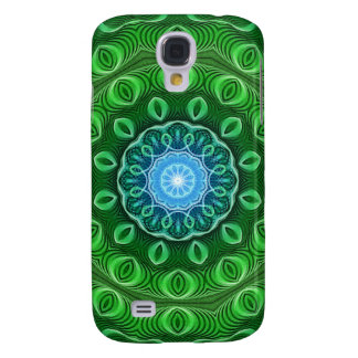 Cell Growth Mandala Samsung S4 Case