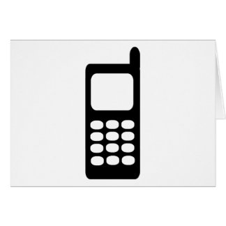 Cell phone card