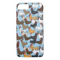 Cell Phone Case/Cover - Blue iPhone 7 Case