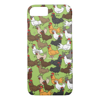 Cell Phone Case/Cover - Green iPhone 7 Case