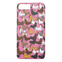 Cell Phone Case/Cover - Pink iPhone 7 Plus Case