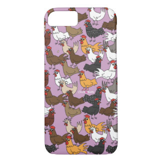 Cell Phone Case/Cover - Purple iPhone 7 Case