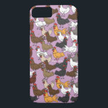 "Cell Phone Case/Cover - Purple iPhone 8/7 Case<br><div class=""desc"">Who doesn&amp;#39;t love a chicken cell phone case/cover?</div>"