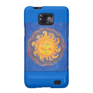 Cell Phone Case- Vibrant Sunshine Samsung Galaxy Cases