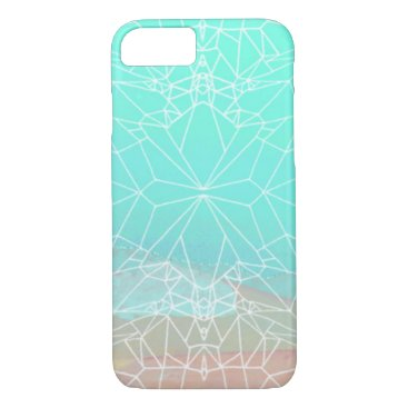 Cell Phone Case - Water and sand
