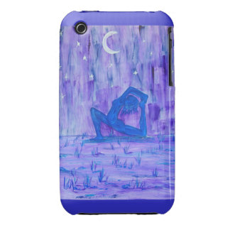 Cell Phone Case - Yoga Night Case-Mate iPhone 3 Case