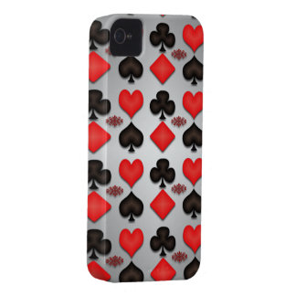 Cell Phone Cases Playing Cards Design