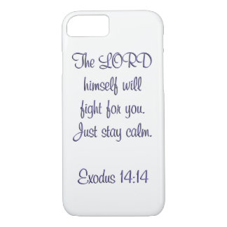 Cell Phone Cover w/scripture verse