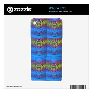 Cell phone design case skins for the iPhone 4S