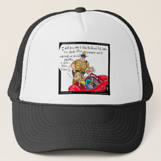 Cell Phone Driver Funny Tees Mugs Gifts Trucker Hat