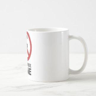 Cell Phone Free zone Coffee Mug