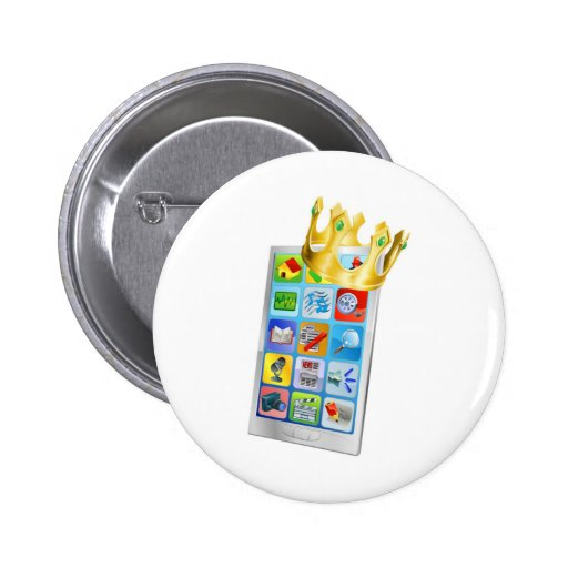 Cell Phone King Buttons