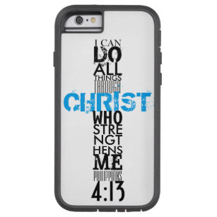 Cell phone or iPad Case with Bible Verse