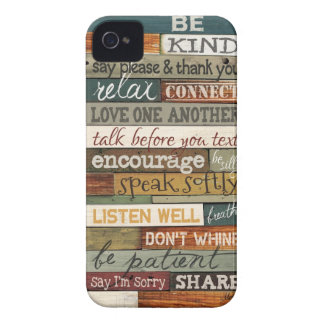 Cell Phone Rules Case-Mate iPhone 4 Case