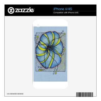 Cell Phone Skins Decal For The iPhone 4S