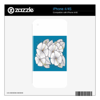 Cell Phone Skins Decal For The iPhone 4