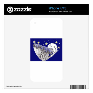 Cell Phone Skins iPhone 4 Decal