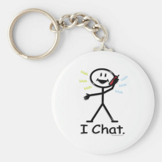 Cell Phone talker Keychain