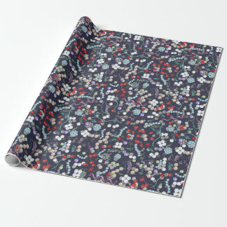Cell Shapes Microbiology Wrapping Paper