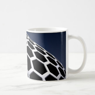 Cell structure coffee mug