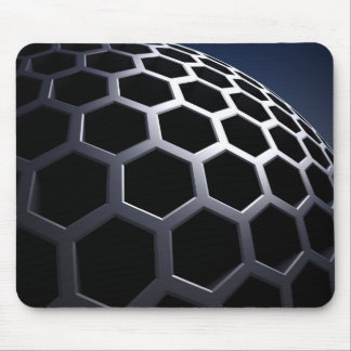 Cell structure mouse pad