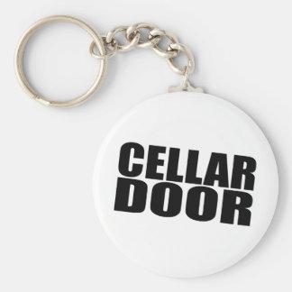 Cellar Door Keychain